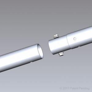 Vacuum Tube Joint