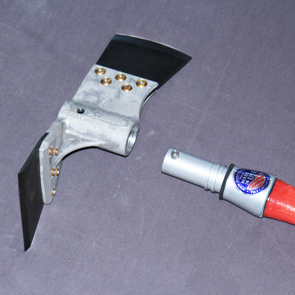 Combination Pulaski Firefighter Tool
