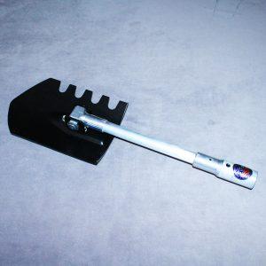 Shovel Position of Universal Shovel/McCloud
